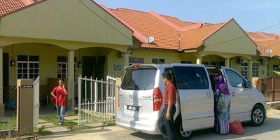 Rumah Penginapan As Salam Kuala Terengganu