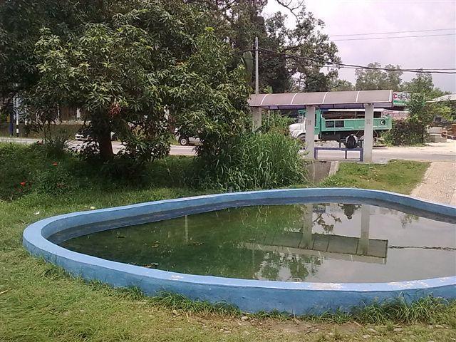 kolam air panas Hulu Langat