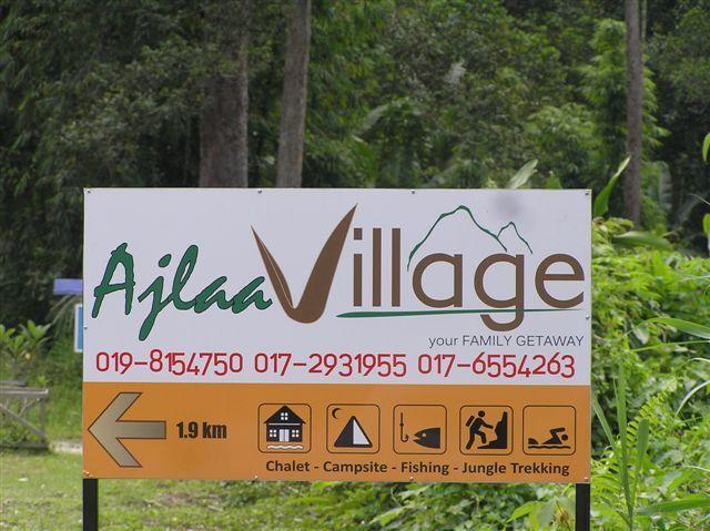 Ajlaa Village Hulu Langat Selangor