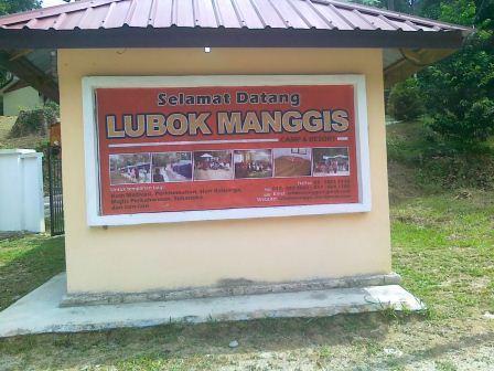 Lubok Manggis camp & Resort