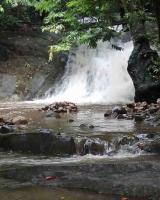 Sungai Gabai Waterfall, Hulu Langat, Selangor Sungai Gabai Waterfalls