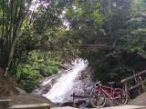 Waterfall Hulu Langat Sungai Gabai Map