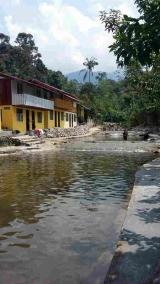 Lepoh Waterfall Hulu Langat Selangor