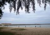 bagan lalalang beach resort sungai pelek selangor