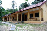 Camp di Kuala Kangsar Perak