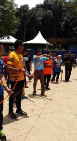 dkok eco camp kuala pilah negeri sembilan archery